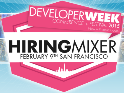 http://developerweek.com/hiringmixer/